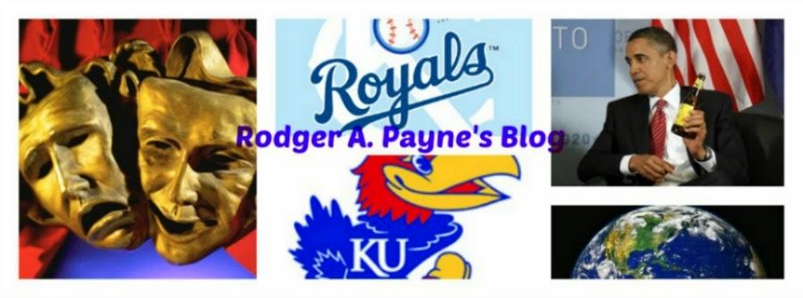 Rodger A. Payne's Blog